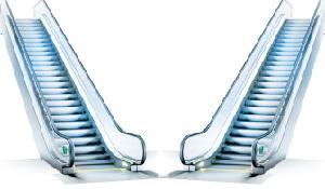 Услуга брендирования эскалаторов